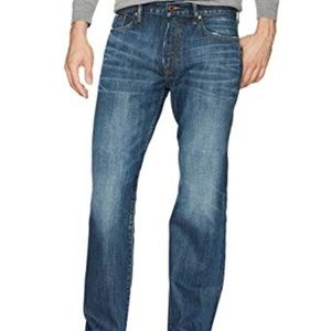 Lucky Jeans 363 Vintage Straight Leg Jeans (40)